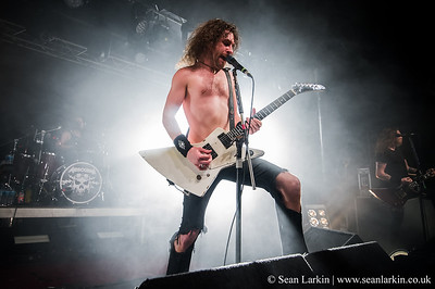 Airbourne - Rock City, Nottingham - 14th November 2019