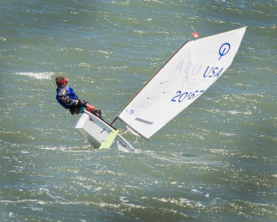 HEAVY WEATHER OPTI REGATTA