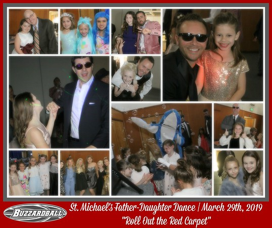 MARCH 29TH, 2019 | St. Michael's Father-Daughter Dance