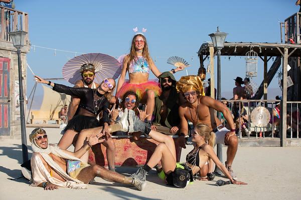 Celine Burning Man 2018