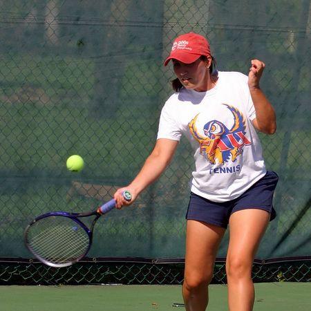 FAU Tennis 16-Oct-2003