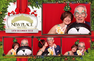 New Place Hotel - Manor Christmas party - Saturday 14th December 2019