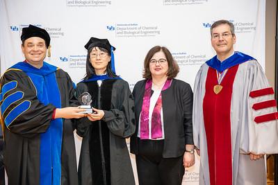 2019 UB CBE Graduate Commencement Reception