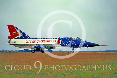 Air National Guard Convair F-106A Delta Dart Military Airplane Pictures