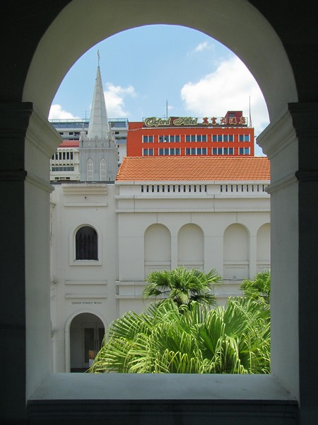 05-Singapore Art Museum Courtyard