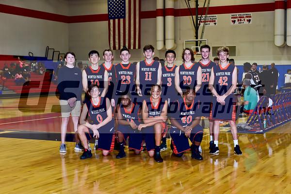 JV Boys Basketball 12-3-18