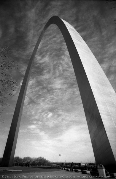 A day at the Arch