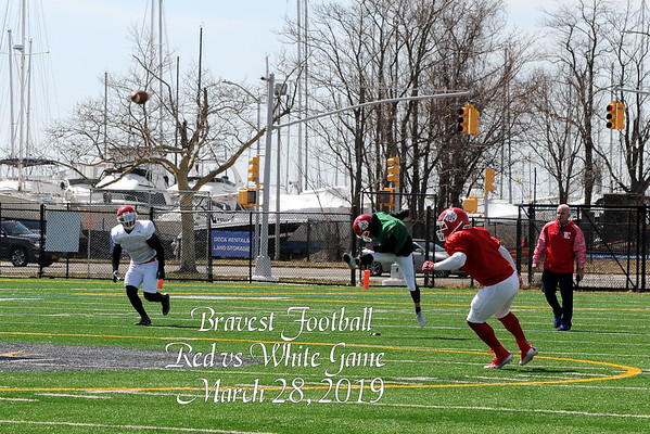 Team Site Red vs White Game  March 28, 2019