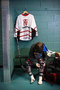 Nick & Hunter Hockey