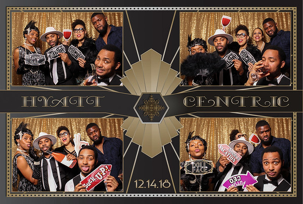 12-14-2018 Hyatt Centric Holiday Party
