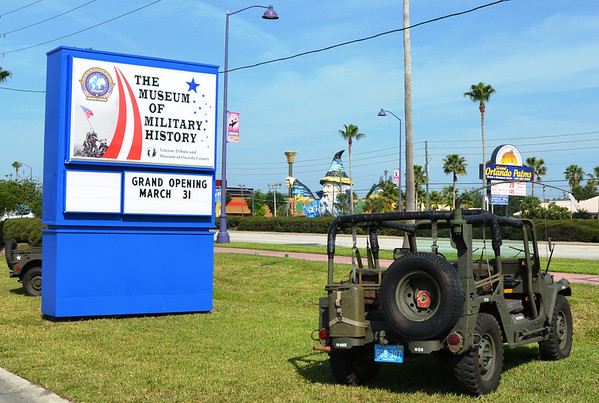 Museum of Military History - Kissimmee Florida