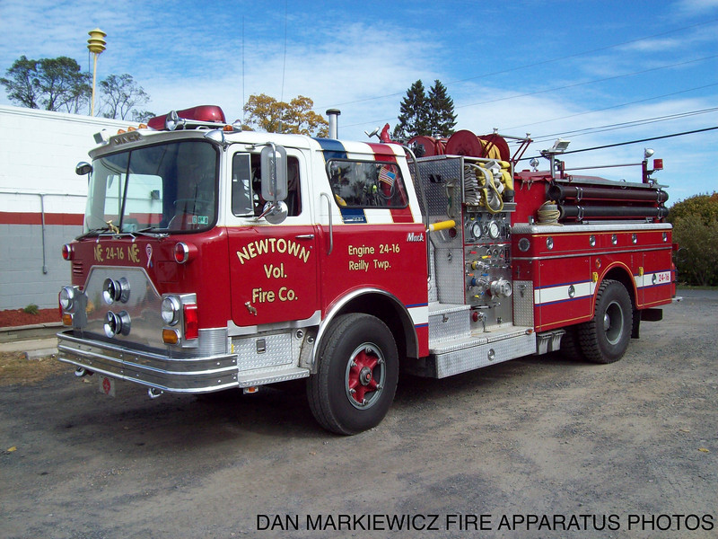 NEWTOWN FIRE CO.