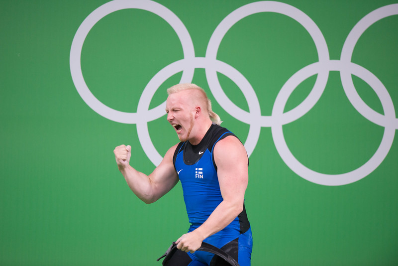 Rio Olympics 12.08.2016 Christian Valtanen D80_5545