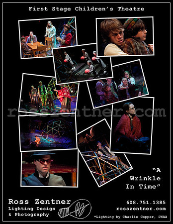 """First Stage Children's Theatre's """"A Wrinkle in Time"""""""