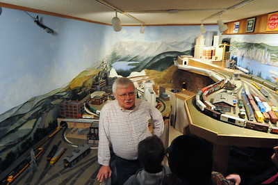 Don Bressler's Model Railroad
