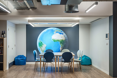 KPV Lab offices - One St Andrew Square, edinburgh
