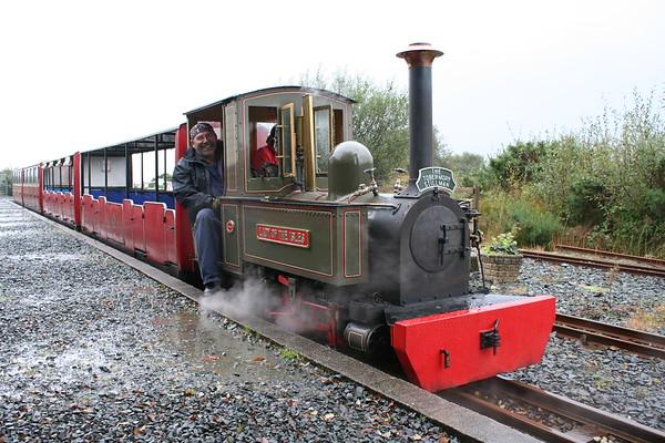 Day 3: Mull Rainbow and the Isle of Mull Railway - 21 September 2009