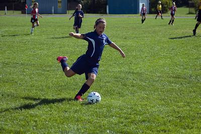 2011 Fall U11 Girls Soccer