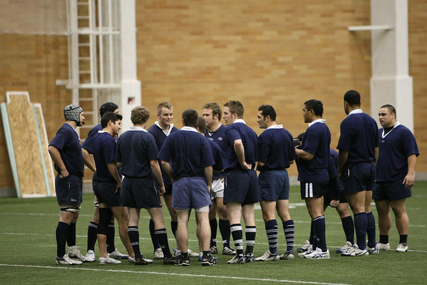 2008 BYU Rugby Spring Season