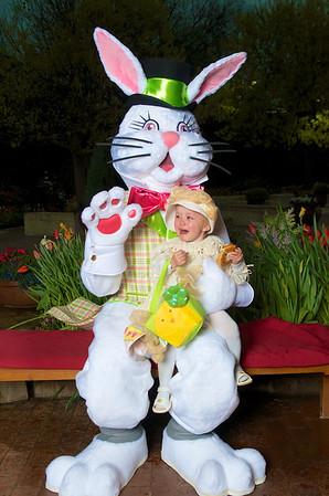 Dallas Arboretum Easter Egg Hunt 3/23/2013