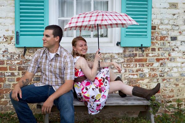 Lauren + Mike: Yorktown Engagement Photography