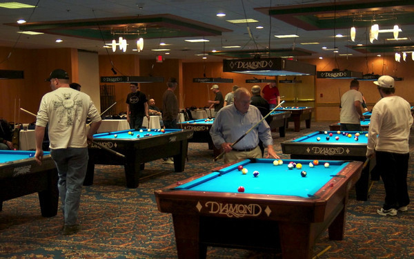 Queen City 8 Ball Tournament