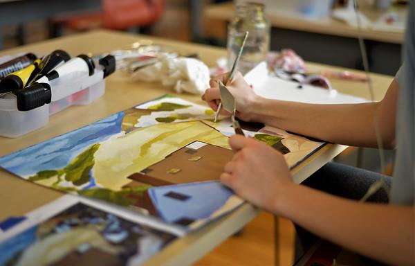 04.18.2019- Art/Painting Class