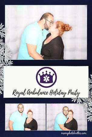 Royal Ambulance Holiday Party