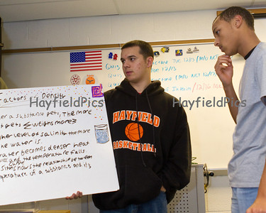 Oceanography Class 12/9/11