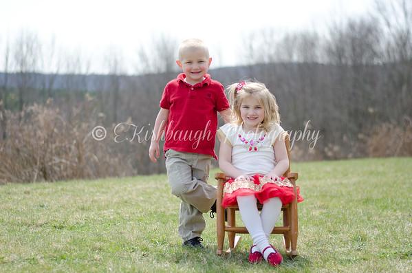 Brycyn & Brynleigh • 4 Years Old