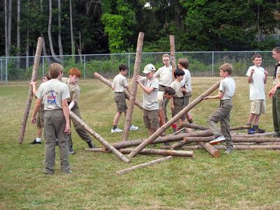 Troop Meeting - Jul 28