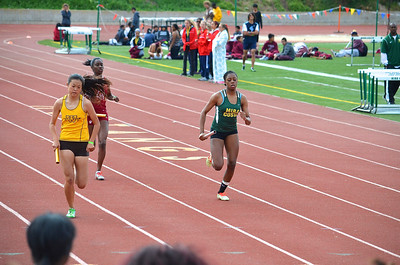 girls relays