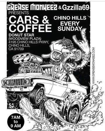 Chino Hills Car Crew (Donut Star)