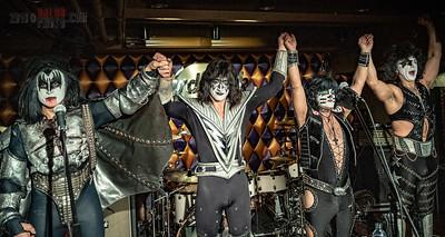 2018.12.30. - KISS Forever Band a Hard Rock Café Budapestben