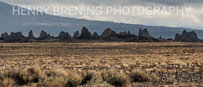US CA Trona Pinnacles
