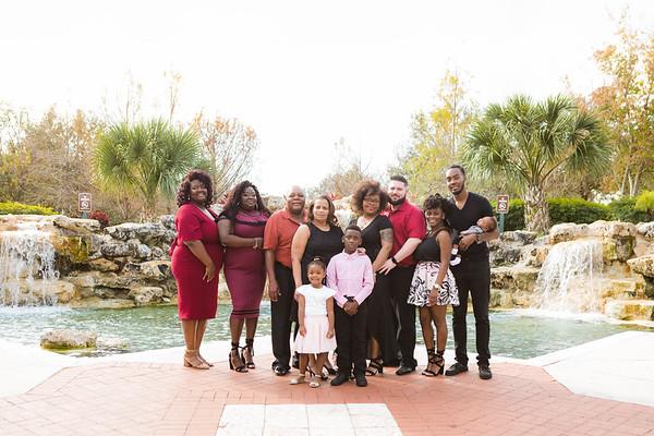 Hill Family Portraits