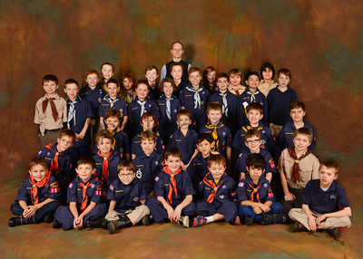 St. Alphonsus Cub Scouts - Dec. 20, 2013