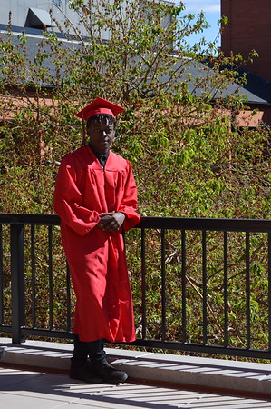 Marquis Cap and Gown