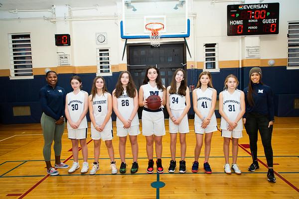 VII/VIII Basketball 2019-2020