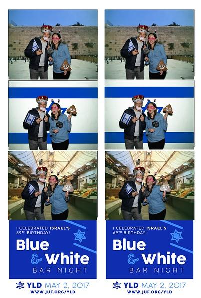 Blue & White Bar Night (05/02/17)