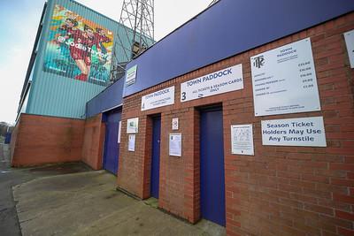 Match 28 Tranmere Rovers v Port Vale 20-21
