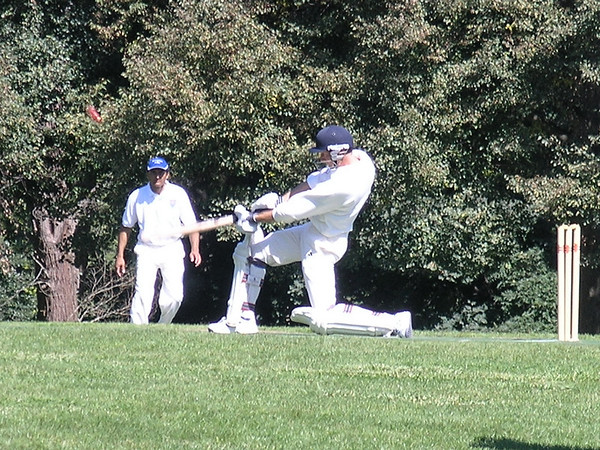 "MCC ""B"" Team vs Gentlemen of Philadelphia, 9/22/04, at Haverford College"