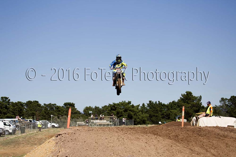 Canberra Motocross Club Day - 6 March 2016