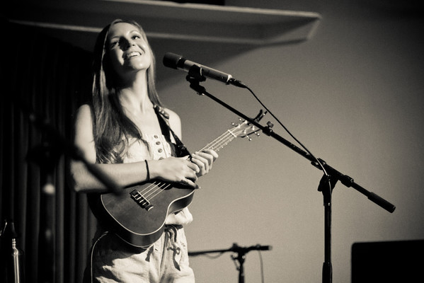 Concert Photography Jessica Bell CD Release Party