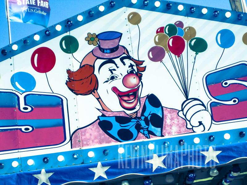 Clown Sign