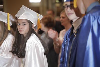 Graduation Ceremony  -  June 1, 2017