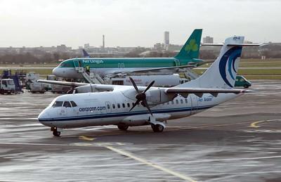 Ireland: Dublin airport (DUB / EIDW), 2009