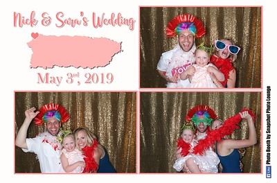 Nick & Sara's Wedding  - May 3rd, 2019