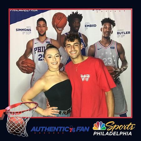 4.20.19 | 76ers Authentic Fan