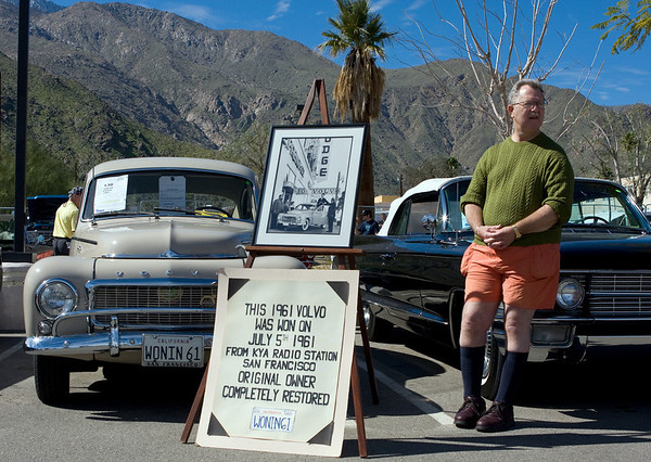 McCormick Car Auction, Palm Springs - Feb. 2008